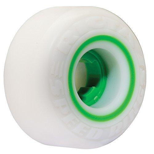 Ricta 52mm Speedrings White Green Wheels, 81b