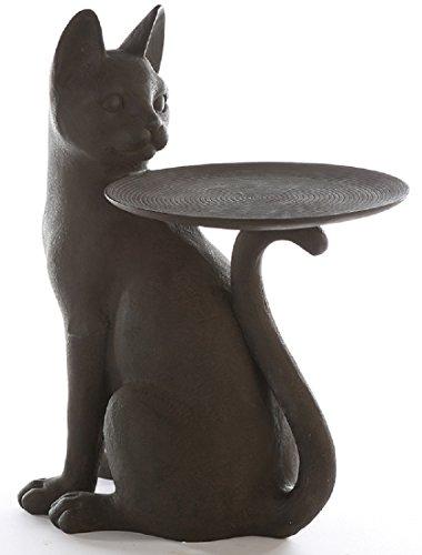 Casablanca–Mesa auxiliar Cat policarbonato, dk. ma