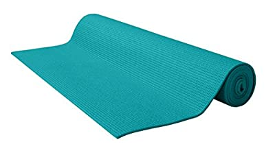 """Kid size Sticky Yoga Mat 1/8""""x60"""" Thick 14 Colors SGS Approved Non-Toxic No Phthalates or Latex by Bean Products"""