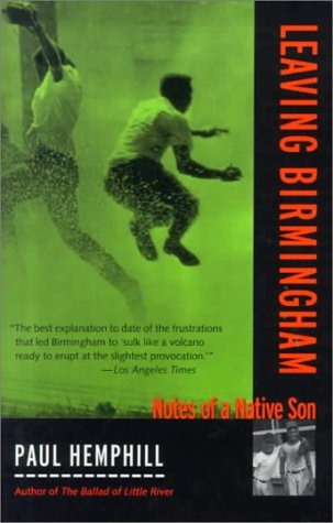 Search : Leaving Birmingham: Notes of a Native Son (Deep South Books)
