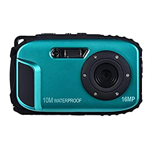 KINGEAR 16 MP Waterproof Digital Camera