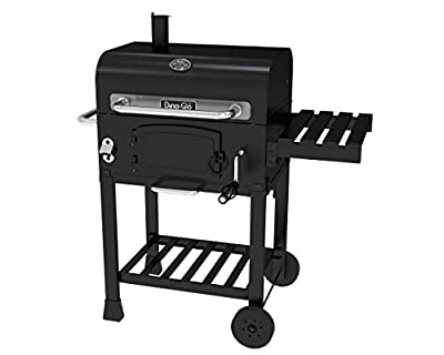 Dyna-Glo DGD381BNC-D Compact Charcoal Grill from GHP Group Inc.