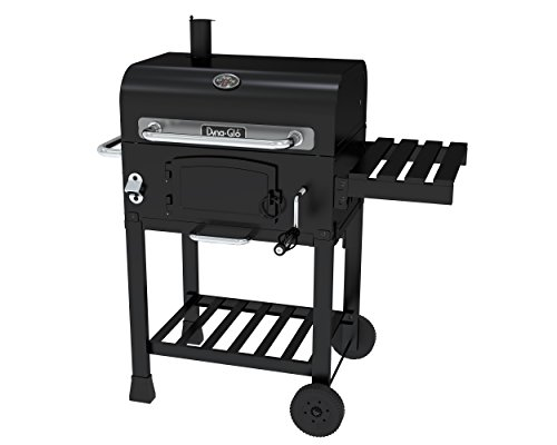 - Dyna-Glo DGD381BNC-D Compact Charcoal Grill