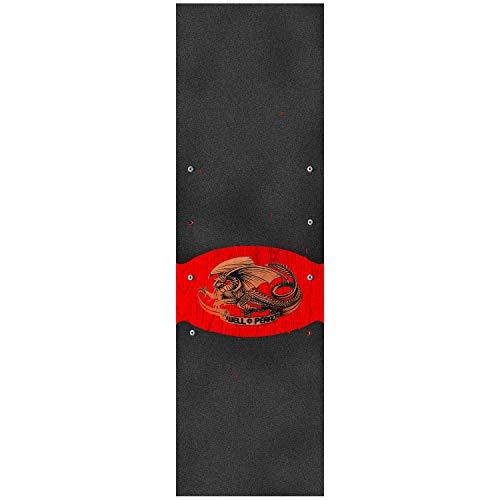 Powell-Peralta スケートボード グリップテープ オーバルドラゴン 9インチ x 33インチ グリップシート