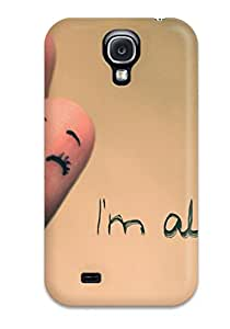 Galaxy S4 Case Cover Skin : Premium High Quality Funny Love Case