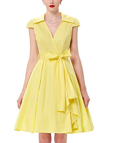GRACE KARIN Womens Dresses Sleeve