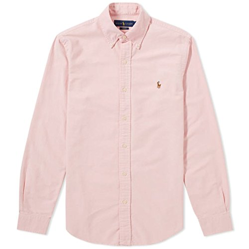 Polo Ralph Lauren Men's Long Sleeve Oxford Button Down - Polos Lauren Ralph Sale