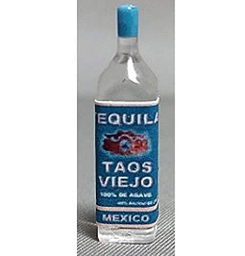 *hudson River Miniatures Dollhouse Miniature Bottle of Tequila