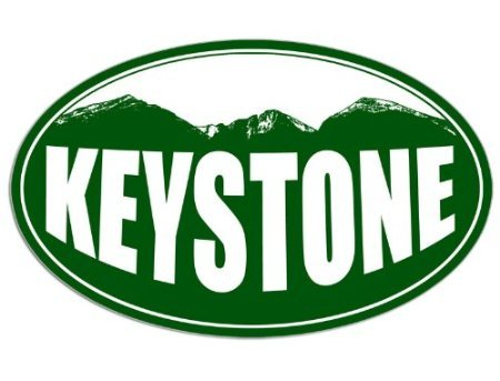 Keystone Sticker
