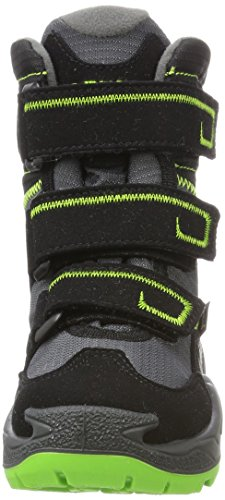 Boots GTX Black Nero Lowa High Limone Kids' Unisex 9903 Milo Hi Hiking Rise Sq8FxT