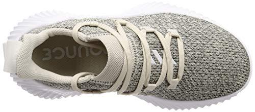 Blanc White F17 F17 Raw grey Alphabounce Adidas Chaussures Femme De ftwr Three raw W Trainer Gymnastique White 0waaqpPf