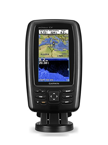 Garmin 010-01812-02 Echomap Chirp 42Cv with - Finder Store 02