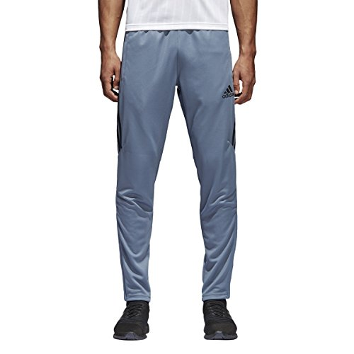 adidas Mens Tiro17 TRG Pant, Black, Large