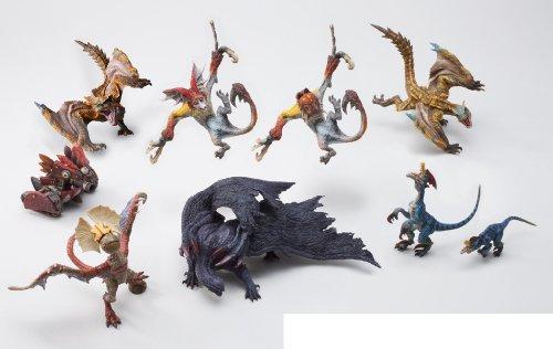 Capcom Monster Hunter Figure Builder Standard Model Vol.7 Box(japan Import)
