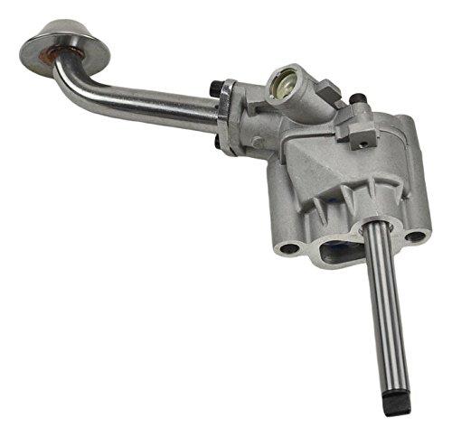 ITM Engine Components 057-1166 Engine Oil Pump (for 1975-1992 Audi/Volkswagen 1.5L/1.6L/1.7L/1.8L L4, 4000, Fox, Dasher, Jetta, Rabbit, - 1990 Golf Volkswagen Engine