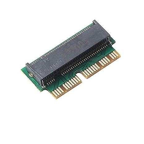 Tarjetas complementarias Adaptador PCIE a M2 M.2 SSD ...