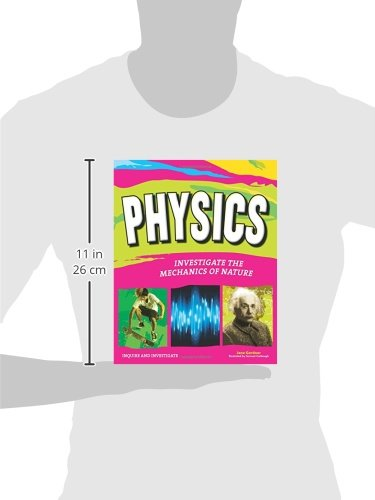 Amazon.com: PHYSICS: INVESTIGATE THE FORCES OF NATURE (Inquire and ...