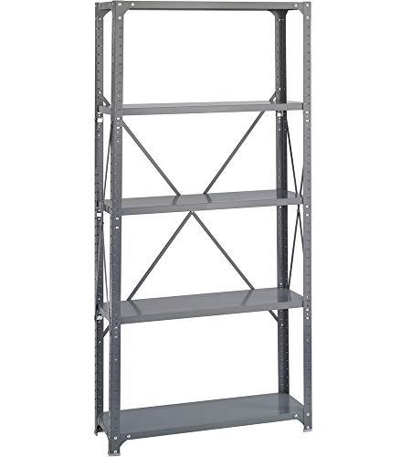 K&A Company 5 Shelf Storage Rack, 36'' x 75'' x 12'' x 22 lbs, 36 W x 12 D x 75 H by K&A Company (Image #3)