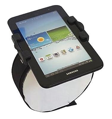 MyClipKneeboard - Simplest Tablet Kneeboard - Universal by TietCo