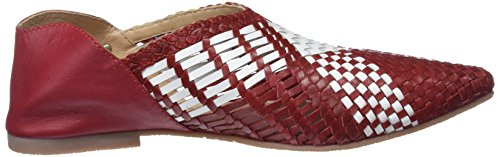 Gioseppo 44150, Sneakers Basses Femme, Rouge Rouge (Red)