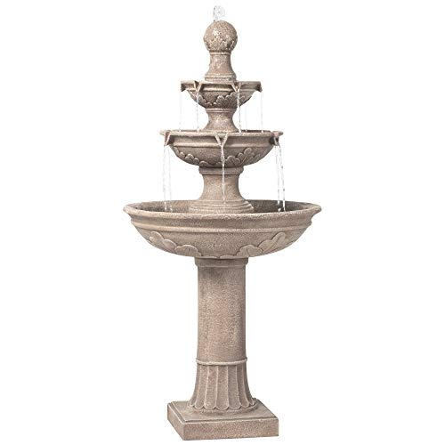 3 tier water fountain - 5