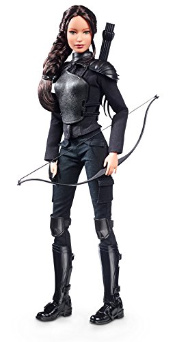 The Hunger Games Characters Costumes - Barbie Collector The Hunger Games: Mockingjay