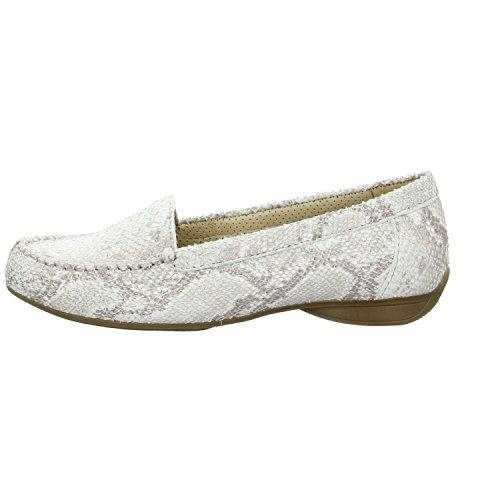 Gabor Women's 44.214.83 Loafer Flats Beige 9XCPL0Tes