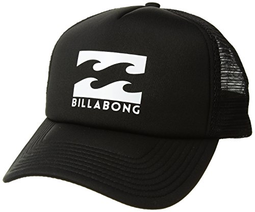 Billabong Men's Classic Trucker Hat, Black/White, ONE ()