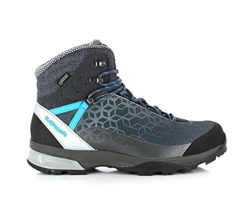Lowa Lyxa GTX MID Women - anthracite/blue