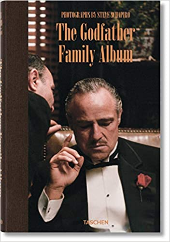 the godfather family album english german and french edition