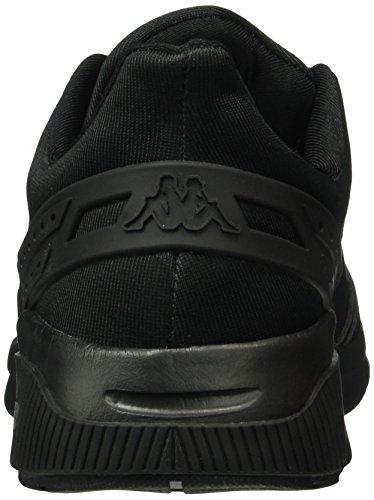 Black Zapatillas Kappa York adulto Unisex 1111 Negro Schwarz ax0qwOU