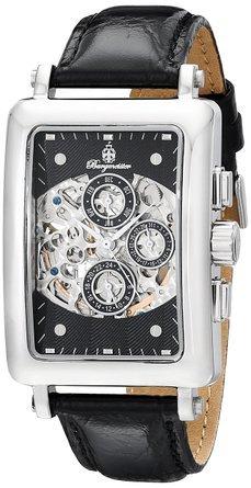 ブルゲルマイスター Burgmeister Men's BM107-122 Analog Display Automatic Self Wind Black Watch 男性 メンズ 腕時計 【並行輸入品】 B00YSJSS8A