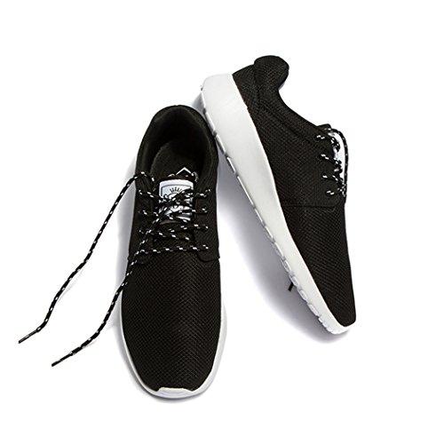 Vort Wei Männer atmungsaktive Laufschuhe, zu Fuß, Beach Aqua, Outdoor, Wasser, Regnerisch, Übung, Drive, Athletic Sneakers Schwarz