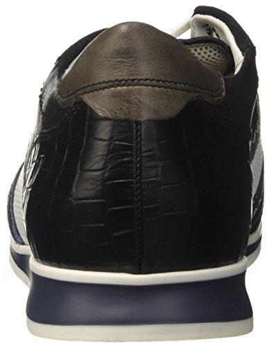 schwarz Aaron Lloyd schwarz Nero Uomo Sneaker bianco 2 graphit midnight AdBIw