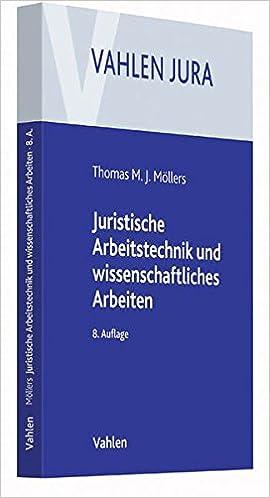 Juristische Arbeitstechnik Und Wissenschaftliches Arbeiten Klausur