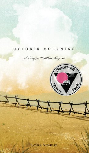 October Mourning: A Song for Matthew Shepard PDF
