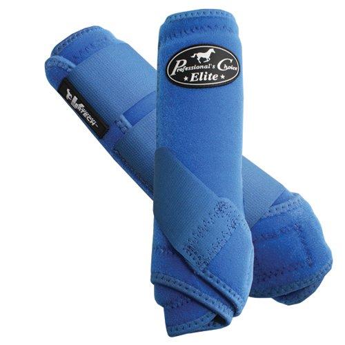 Professional's Choice Equine Sports Medicine Ventech Elite Leg Boot Value Pack, Set of 4 B007ZVE2QA Small|Royal