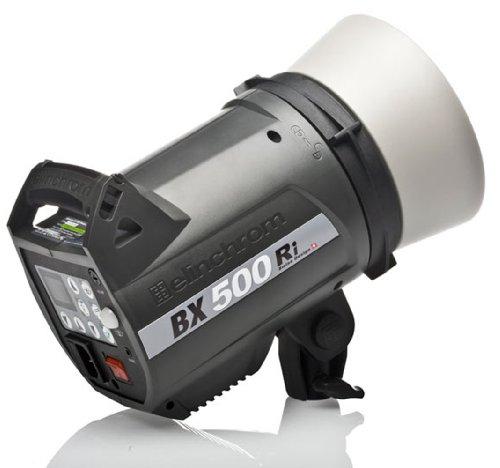 Elinchrom EL 20461.1 Style 500 BXRi Multi-Voltage Compact Flash Unit