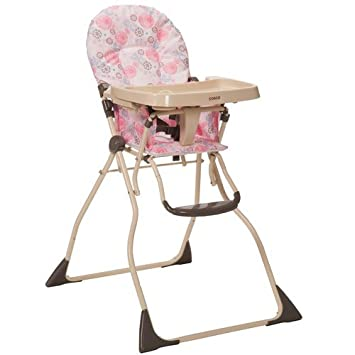 Superb Cosco Slim Fold High Chair, Casey