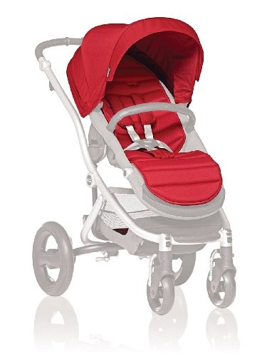 Britax Affinity Color Pack, Red Pepper