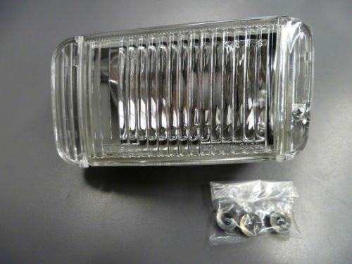 Fog Light Assembly Left Driver - 1990-1996 Nissan 300ZX Left Front Driver Side Fog Light Lamp Assembly Replacement OEM NEW Genuine