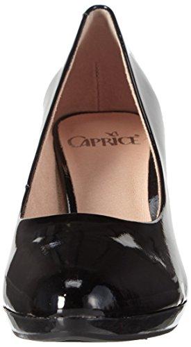 Caprice 22410 - Zapatos de Tacón Mujer Negro