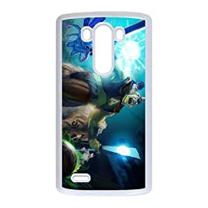 LG G3 Cell Phone Case White Defense Of The Ancients Dota 2 CHEN Ttwxw