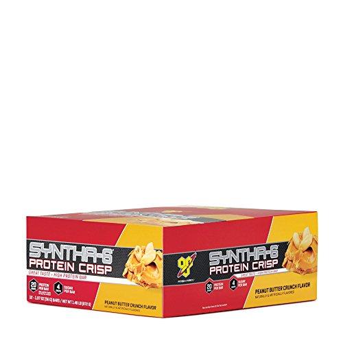 BSN SYNTHA-6 Protein Crisp - Peanut Butter Crunch