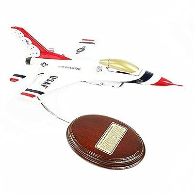 Mastercraft Collection F-16 Thunderbirds Jet Model Scale:1/49