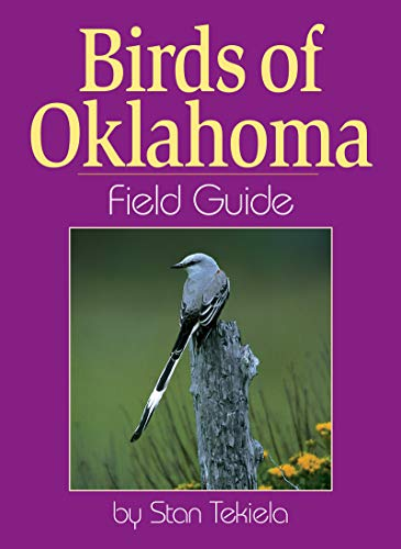 Birds of Oklahoma Field Guide (Best Way To Store Bird Seed)