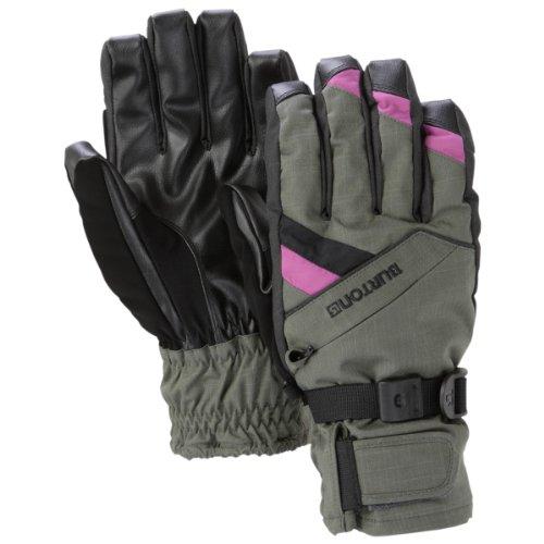 Burton Baker Under Gloves - Burton Baker Under Gloves Blotto Grey Purple Snow Ski Under