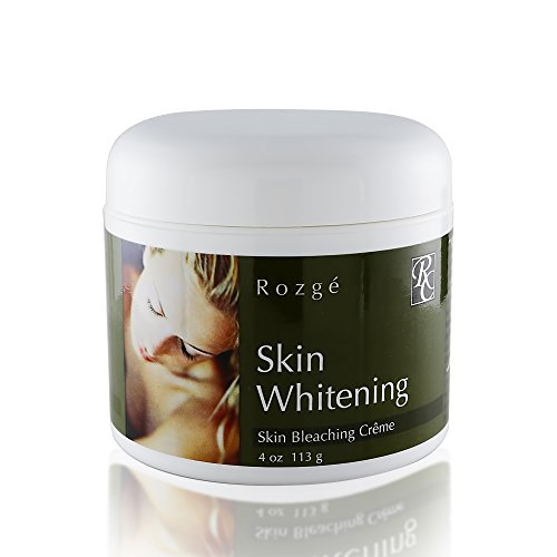 Skin Whitening Cream with 2% Hydroquinone - Clinically Tested Skin Lightening Cream - Diminishes Appearance of Spots, Discolorations, and Scars - for Face and Body with Zero Side Effects
