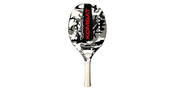 Quicksand Raqueta Beach Tennis Racket Kombat 2019: Amazon.es ...