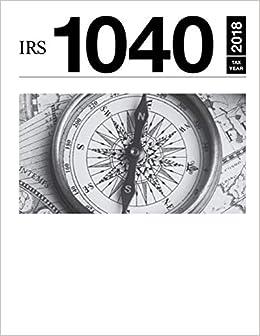 Amazon com: IRS 1040 Tax Year 2018: Final 2018 Tax Forms